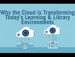 Why The Cloud Is Transforming Today's Learning & Library Environments