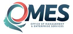 State of Oklahoma Office of Management and Enterprise Logo
