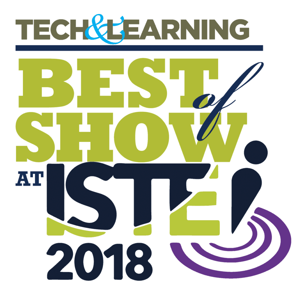 ISTE18 Best of Show TN Logo