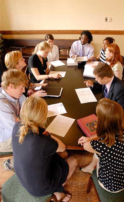 Sewanee Students Meeting