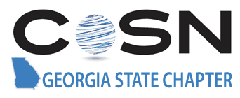 Georgia State Chapter COSN logo
