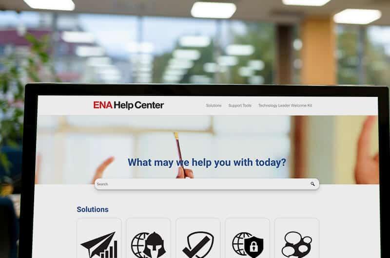 ENA Help Center
