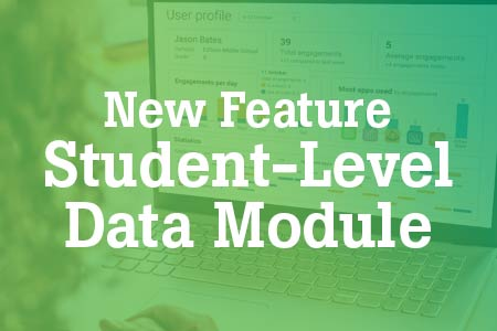 Student Level Data Screen Featured