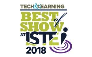 ISTE18 Best of Show TN Logo